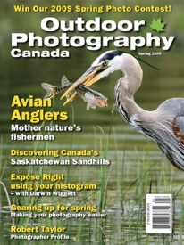 Outdoor Photography Canada - Spring -issue 09